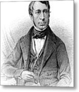 George Biddell Airy, British Astronomer Metal Print by