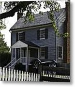 George Peers House Appomattox Virginia Metal Print by Teresa Mucha