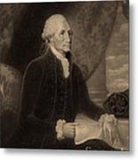 George Washington, 1st American Metal Print by Photo Researchers