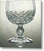 Glass Metal Print by Blink Images