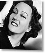 Gloria Swanson, Ca. Early 1940s Metal Print by Everett