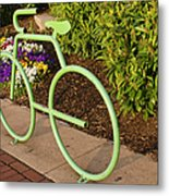 Going Green Metal Print by Marianne Campolongo