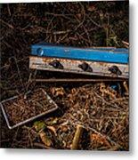 Gone Camping Metal Print by John Farnan