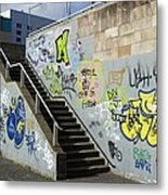 Graffiti Metal Print by Mark Williamson