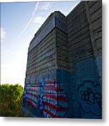 Graffiti Metal Print by Mike Horvath