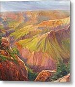 Grand Canyon Metal Print by Robert Carver
