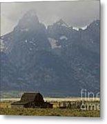 Grand Tetons Jackson Wyoming Metal Print by Dustin K Ryan