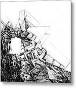 Graphics Europa 2014 Metal Print by Waldemar Szysz