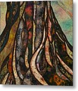 Grounded Metal Print by Doria Goocher
