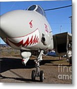 Grumman F-14a Tomcat Fighter Plane . 7d11210 Metal Print by Wingsdomain Art and Photography