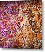 Grunge Background 3 Metal Print by Carlos Caetano