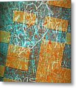 Grunge Background 6 Metal Print by Carlos Caetano