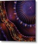 Gypsy Skirt Metal Print by Pam Blackstone