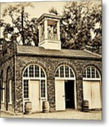 Harpers Ferry Armory Metal Print by Bill Cannon