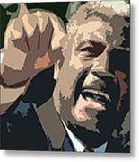 Harvey B. Gantt Metal Print by Martha Rucker