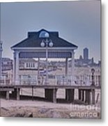 Hdr Beach Beaches Ocean Oceanview Seascape Sea Shore Photos Pictures Photography Pics Metal Print by Pictures HDR