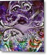 Healing - A Manifestation Of Faith Metal Print by Fania Simon