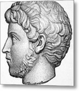 Heliogabalus (204-222) Metal Print by Granger