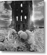 Helmsley Castle Metal Print by Simon Marsden