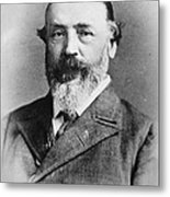 Henry Labouch�re Metal Print by Granger