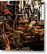 Hidden Treasures Metal Print by Melissa Wyatt