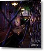 Hollywood Studio's - Rock N Roller Coaster Metal Print by AK Photography