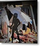Homewrecker Metal Print by The Stone Age