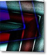 Horizontal Symmetry Metal Print by Mario Perez