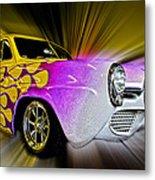 Hot Rod Art Metal Print by Steve McKinzie