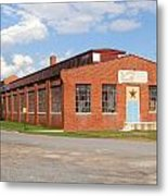 House Of Antiques Metal Print by
