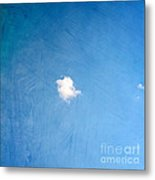 I Am One Metal Print by Violet Gray
