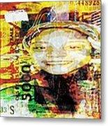 I Loved I Paid  Metal Print by Fania Simon