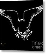 Illuminated Metal Print by Dale   Ford
