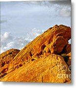 Imagination Runs Wild - Valley Of Fire Nevada Metal Print by Christine Till