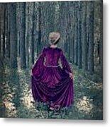 In The Woods Metal Print by Joana Kruse