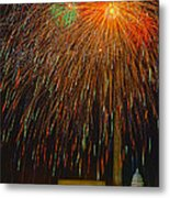 Independence Day In Dc 3 Metal Print by David Hahn