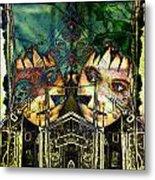 Industrial Deetz Metal Print by Eleigh Koonce