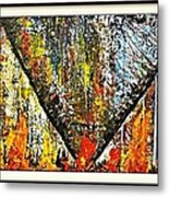 Inferno 2 Metal Print by Robert Anderson