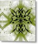 Intelligent Design 3 Metal Print by Angelina Vick