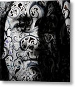 Intrigue Metal Print by Christopher Gaston