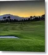 Jack Nicklaus Golf Course Metal Print by Jay Hooker