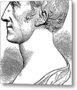 James Smithson (1765-1829) Metal Print by Granger