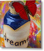 Jar Of Dreams Metal Print by Garry Gay