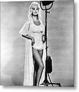 Jayne Mansfield, Ca. 1962 Metal Print by Everett