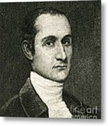 John Jay, American Founding Father Metal Print by Photo Researchers