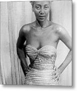 Joyce Bryant, African American Singer Metal Print by Everett