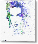 Judy Garland 2 Metal Print by Naxart Studio