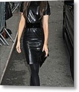 Kate Beckinsale Out And About For Kate Metal Print by Everett
