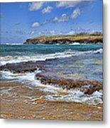 Kauai Beach 2 Metal Print by Kelley King