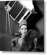 Kay Francis Around 1930 Metal Print by Everett
